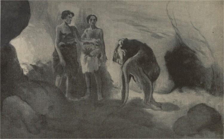 J.H. Rosny aîné – Le Félin géant (1918)