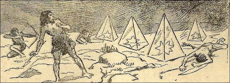 J.H. Rosny – Les Xipéhuz (1925)