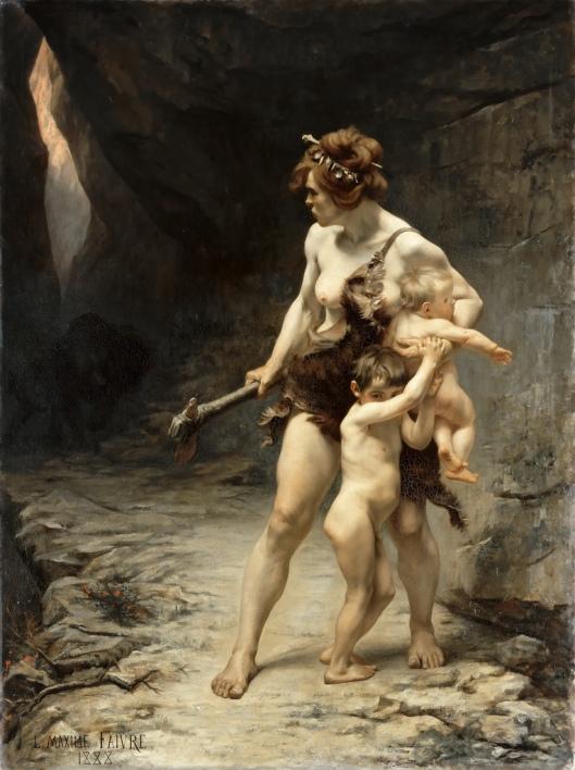 Léon-Maxime Faivre – Deux Mères (1888)