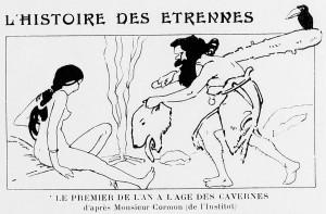 L'Histoire des étrennes (1914)