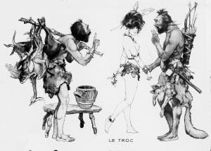 Chéri Hérouard - À propos de la vie chère : la monnaie à travers les âges (1919)