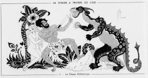 A. Nouail - La Chasse à travers les âges (1932)
