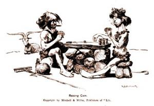 T.S. Sullivant - Raising Cain