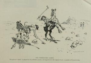 T.S. Sullivant - Our Prehistoric Games