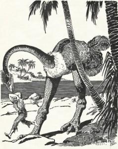 H.G. Wells - Æpyornis Island (1927)
