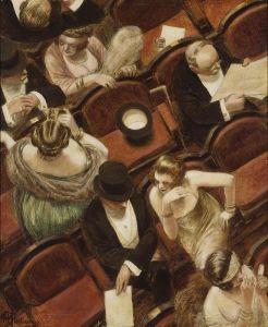 Albert Guillaume – Au théâtre (principios S. XX)