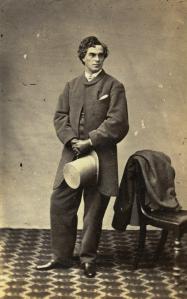 Barry Sullivan hacia 1870