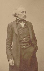 Bocage (pseudónimo de Pierre Martinien Tousez, 1799-1863) interpretó el papel de Molière en 1851 en el drama de George Sand