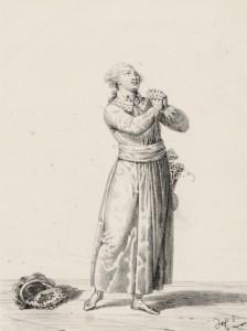 Clairval, por Hippolyte Lecomte (1830)