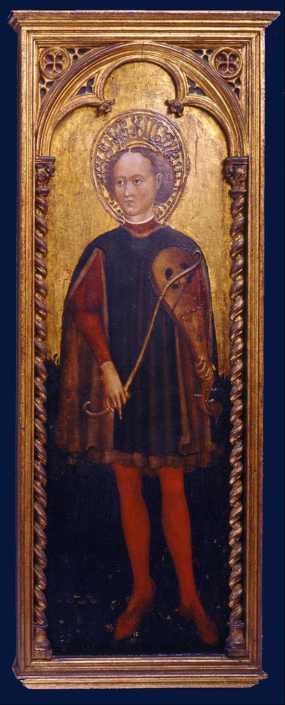 Cristoforo Moretti – San Ginés (S. XV)