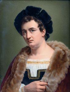 François-Joseph Talma, por Aimé Perlet (1823)