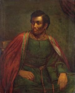 Ira Aldridge, por Henry Perronet Briggs (ca. 1830)