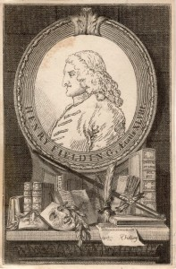 William Hogarth – Retrato de Henry Fielding (después de 1762)