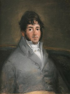 Isidoro Máiquez, por Francisco de Goya (1807)