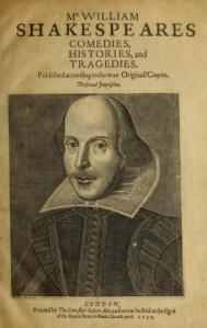 Mr. William Shakespeares comedies, histories, and tragedies : published according to the true originall copies (1632)
