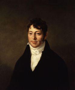 Joseph Grimaldi, por John Cawse (S. XIX)
