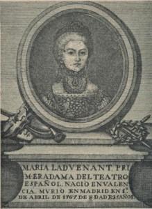 María Ladvenant