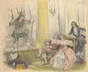 François Grenier de Saint-Martin - Un' avventura di Scaramuccia, opera buffa del maestro Luigi Ricci (1840)