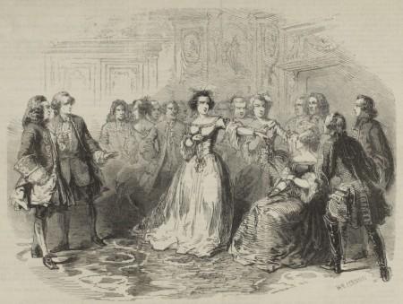 Ernest Legouvé et Eugène Scribe – Adrienne Lecouvreur (1849)