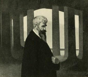 Adolphe Appia, por René Martin (1923)