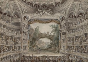 Antoine Meunier – La Comédie française (S. XVIII)