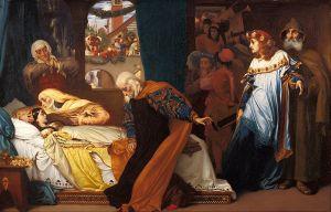 Frederic Leigh Leighton – Julieta simulando la muerte (1856-1858)