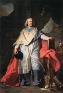 Hyacinthe Rigaud – Retrato de Jacques-Bénigne Bossuet (1702)