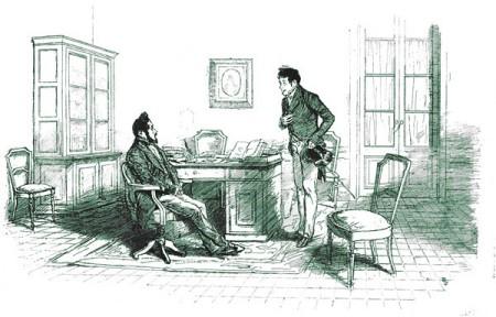 Mariano José de Larra – Yo quiero ser cómico (1832)