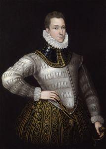 Anónimo – Retrato de Sir Philip Sidney (ca. 1576)