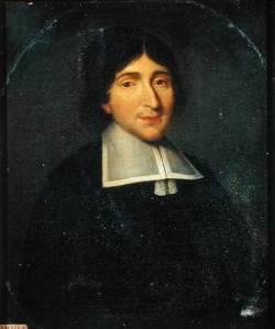 Anónimo – Retrato de Pierre Nicole (S. XVII)