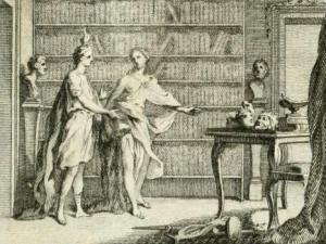 Pierre Rémond de Sainte-Albine – Le Comédien (1749)