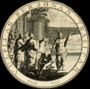 Fedro - Liberti Fabularum aesopiarum (1701)