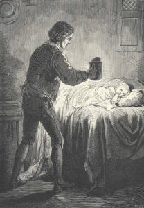 Enrique Pérez Escrich – Los Hijos de la fe (1866)
