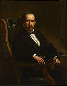 Retrato de Enrique Pérez Escrich por Ricardo María Navarrete Fos (1873)