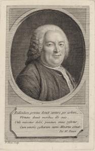 Charles-François Panard, retratado por Pierre Chenu (S. XVIII)