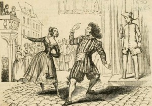 Théophile Marion Dumersan, Varin – Les Saltimbanques (1838)