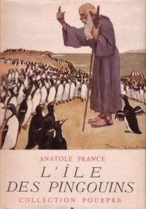 Anatole France - L'Île des pingouins (1908)