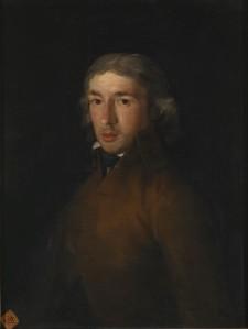 Francisco de Goya – Retrato de Leandro Fernández de Moratín (1799)
