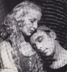 Madeleine Ozeray y Louis Jouvet en « Ondine » (1939)
