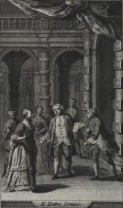 Carlo Goldoni – Il Teatro comico (1761)