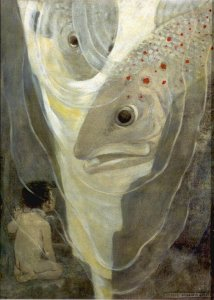 Charles Kingsley - The Water-Babies, ilustración de Jessie Willcox Smith (1916)