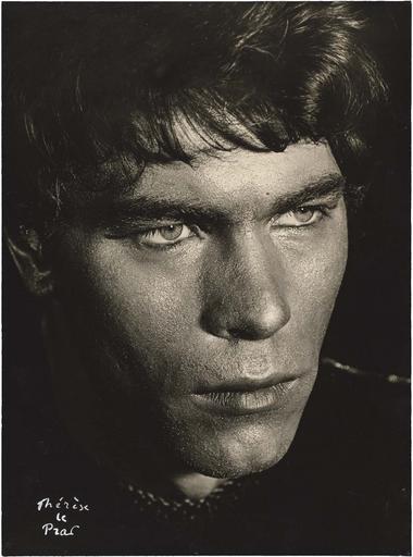 Laurent Terzieff (1935-2010), actor y director de teatro, fue uno de los principales intérpretes de la primera creación de «Así que pasen cinco años» en París en 1959