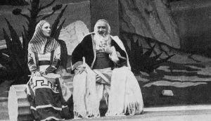 «L'île des esclaves» de Marivaux, representada por la Comédie-française en 1939