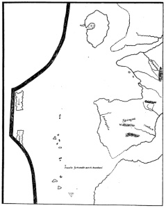 Portulano de Weimar (detalle, ca. 1424)
