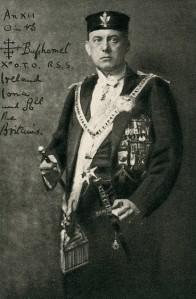 Aleister Crowley en 1919