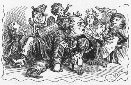 Hans Christian Andersen - Marionetspilleren (S. XIX)