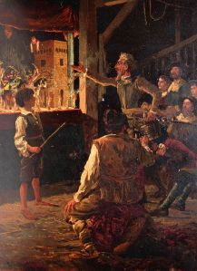 Miguel de Cervantes - El ingenioso hidalgo D. Quijote de la mancha, ilustración de Ricardo Balaca (1880-1883)