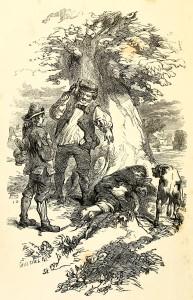 Pauline Guizot – Scaramouche, edición inglesa de 1854