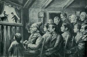 Pamphile Le May – Les Marionnettes (1907)