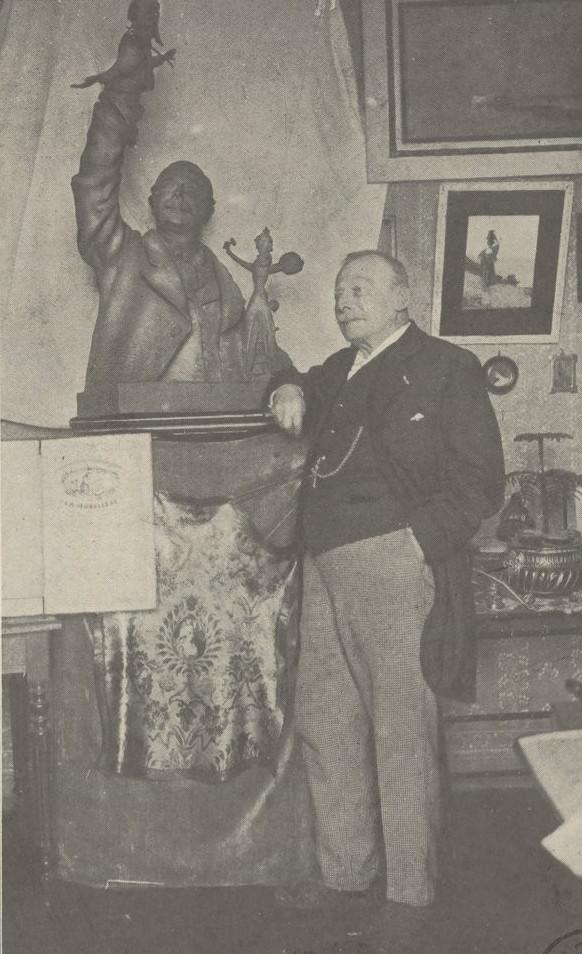 Louis Lemercier de Neuville en 1911